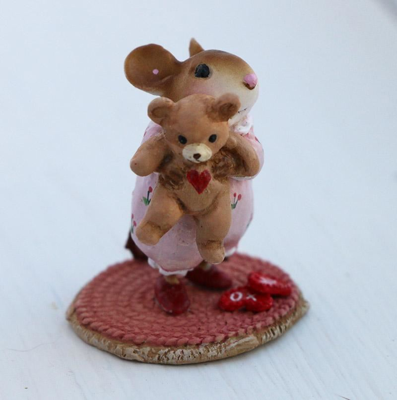 Bear Hug M-667 By Wee Forest Folk®