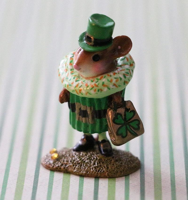 Paddy's Cupcake Treat M-574f By Wee Forest Folk®