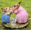 To Mom with Love (Girl) M-636a by Wee Forest Folk