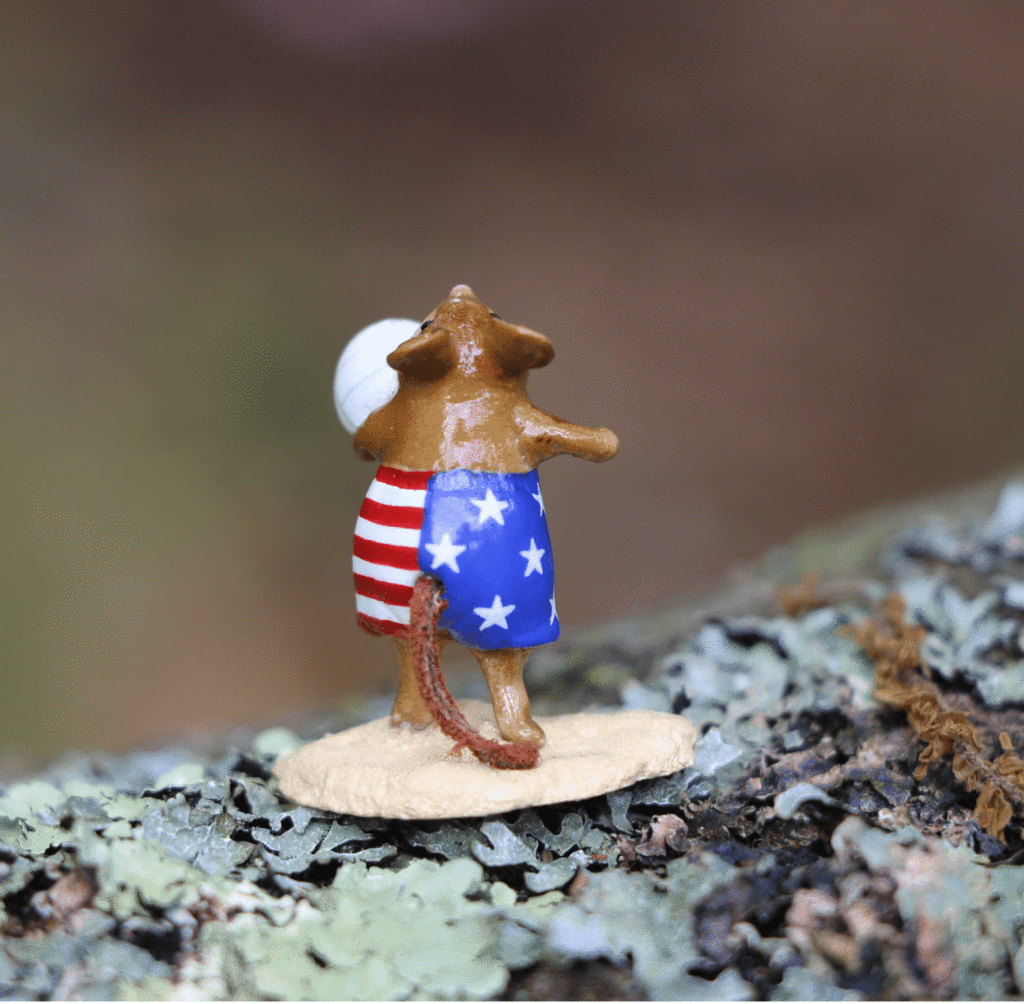 Flag Service MS-32a by Wee Forest Folk