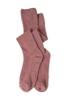 Cozy Coffee Shop Tall Socks (Putty) by Simply Noelle