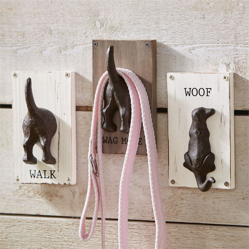 Dog Hook by Mudpie