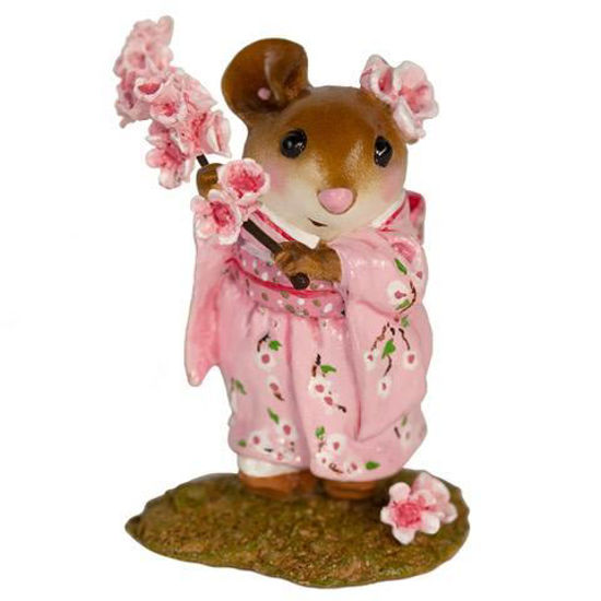 Cherry Blossom Girl M-459a by Wee Forest Folk