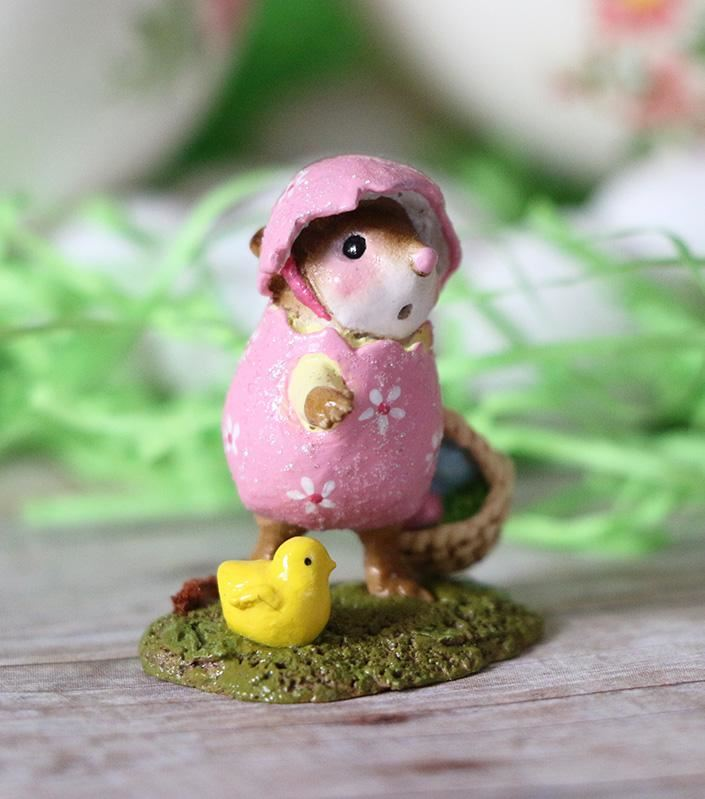 Easter Hatchling M-670 by Wee Forest Folk