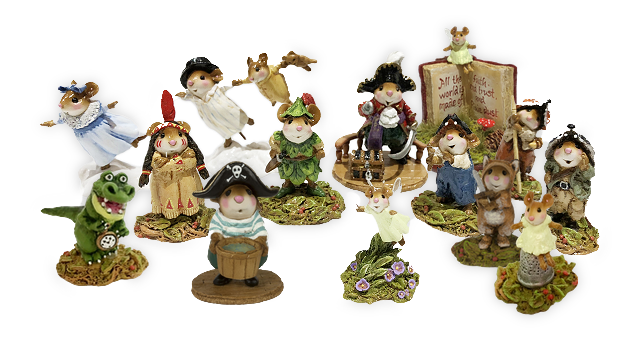 Neverland Collection Set of 14 NA-SET by Wee Forest Folk®