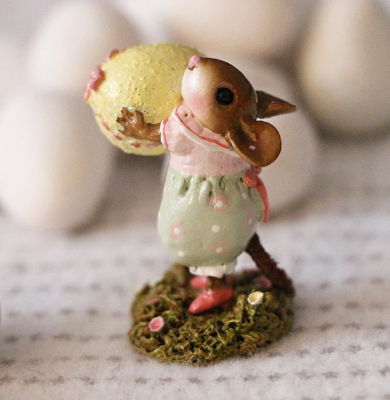 Awesome Egg! M-606 by Wee Forest Folk