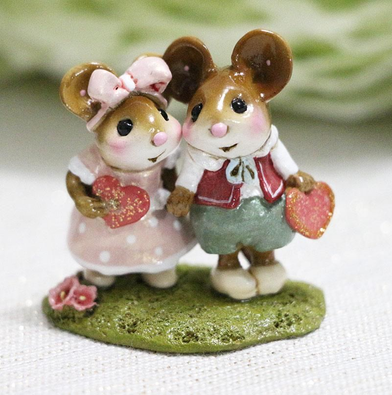 Young Love M-331 Pink by Wee Forest Folk