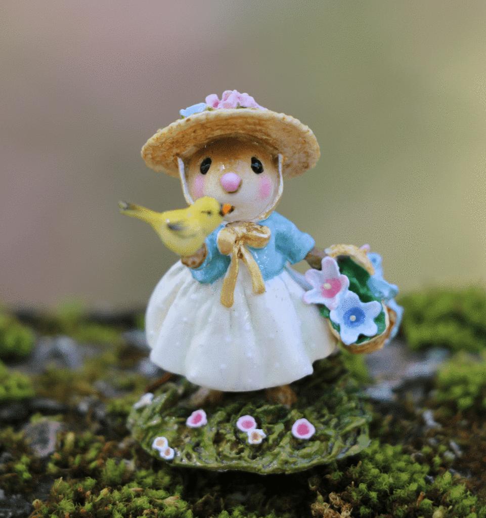 Sweet Songbird M-321c by Wee Forest Folk