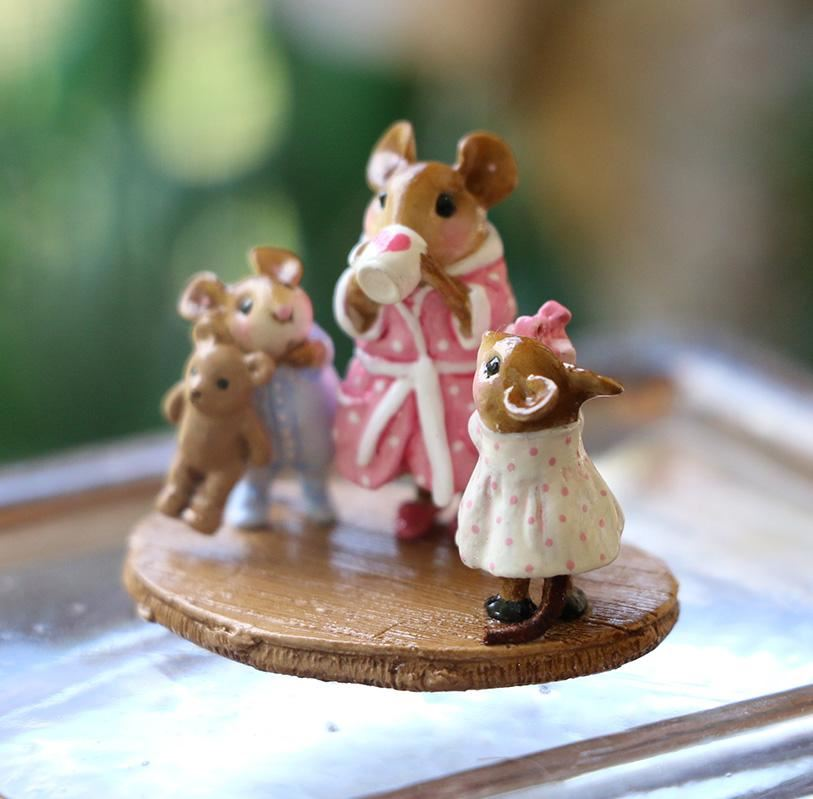 A Mother's Day Morning M-569a by Wee Forest Folk®