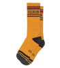 Bourbon Gym Socks by Gumball Poodle