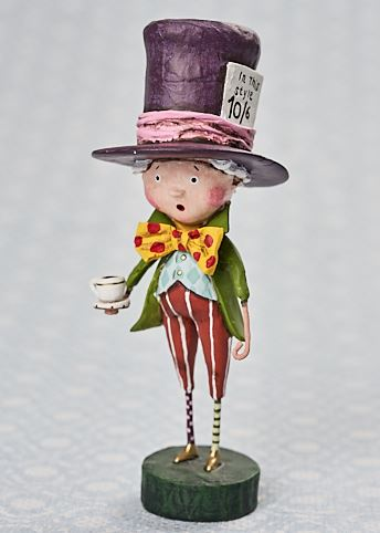 Mad Hatter by Lori Mitchell