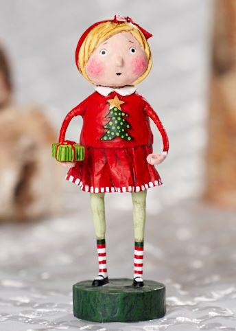 Gift Exchange Girl by Lori Mitchell