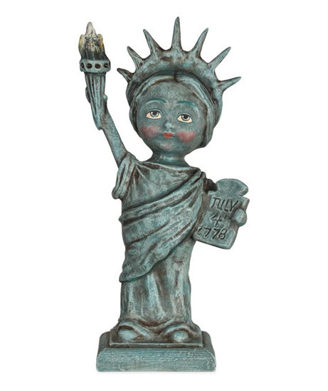 Little Miss Liberty by Bethany Lowe
