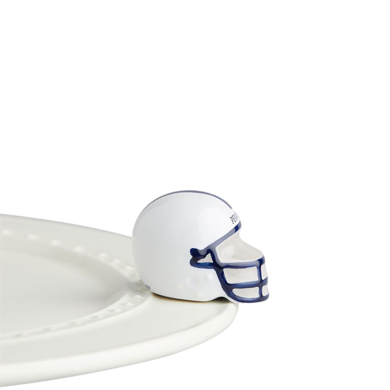 Penn State Helmet Mini by Nora Fleming