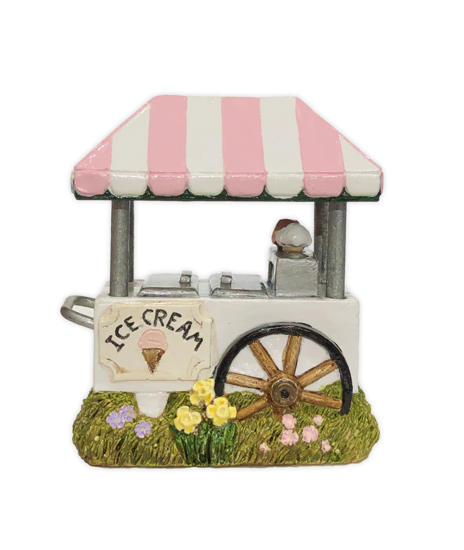 Ice Cream Cart (Pink) by Habitat Hideaway