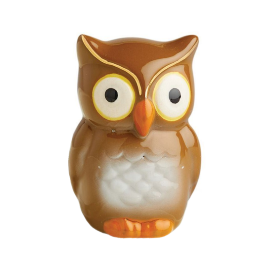 Be Whoo You Are! (Owl) Mini by Nora Fleming