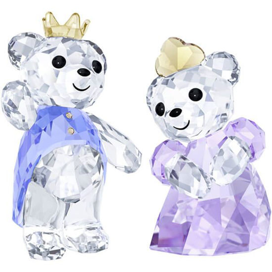 Kris Bear - Prince & Princess by Swarovski