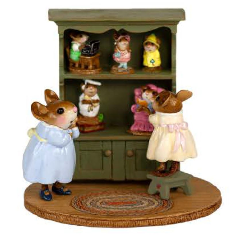 Collector's Curio M-674 Custom By Wee Forest Folk®