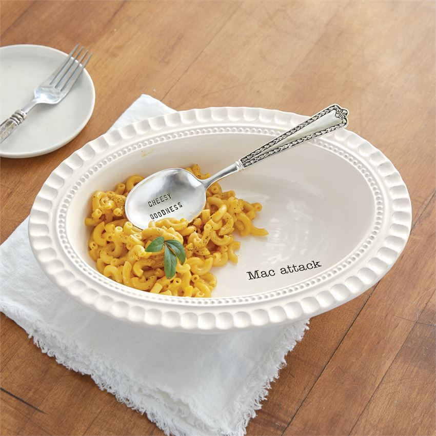Mac & Cheese Set by Mudpie