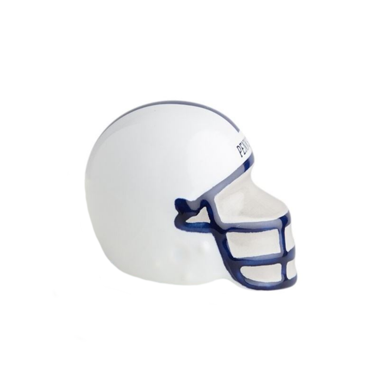Penn State Helmet Mini by Nora Fleming