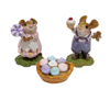 Basket of Cupcakes Accessory by Habitat Hideaway