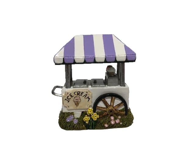 Ice Cream Cart (Lavender) by Habitat Hideaway