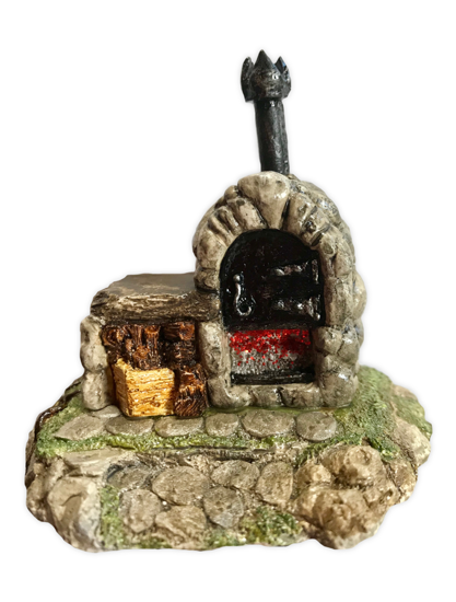 Witch's Stove Displayer by Habitat Hideaway