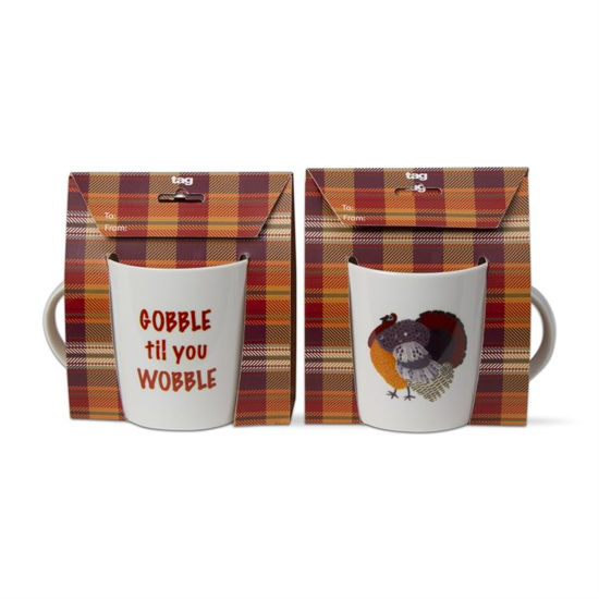 Turkey Giftable Mug by TAG