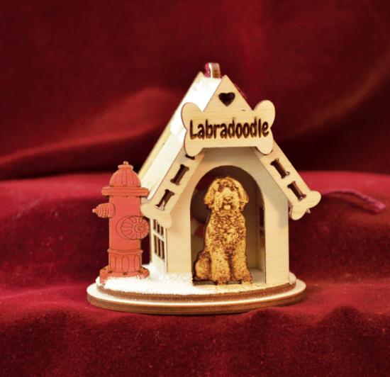 Labradoodle K-9 Cottage by Ginger Cottages