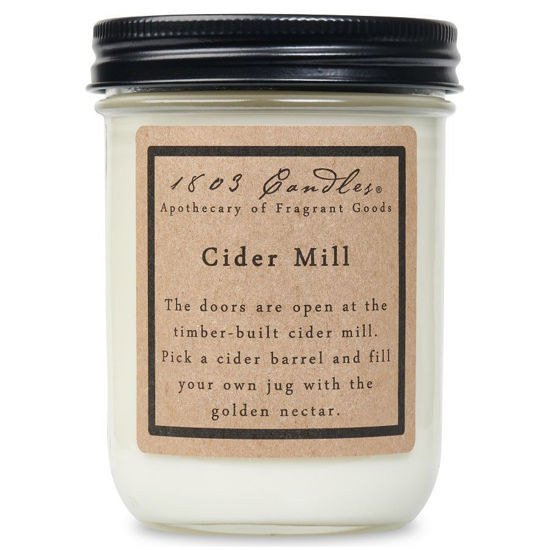Cider Mill Jar by 1803 Candles
