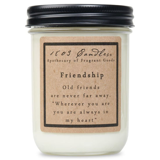 Friendship Jar by 1803 Candles