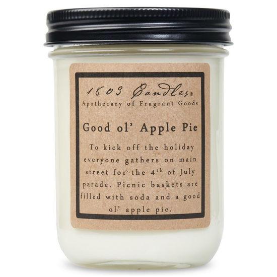 Good Ol' Apple Pie Jar by 1803 Candles