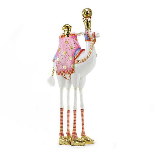 Frank the Camel Figure by Patience Brewster