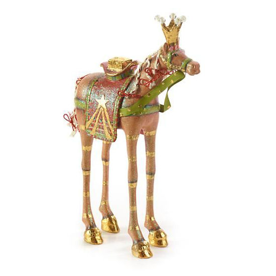 Golda the Horse Figure by Patience Brewster