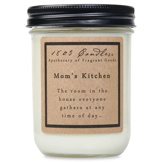 Mom's Kitchen Jar by 1803 Candles