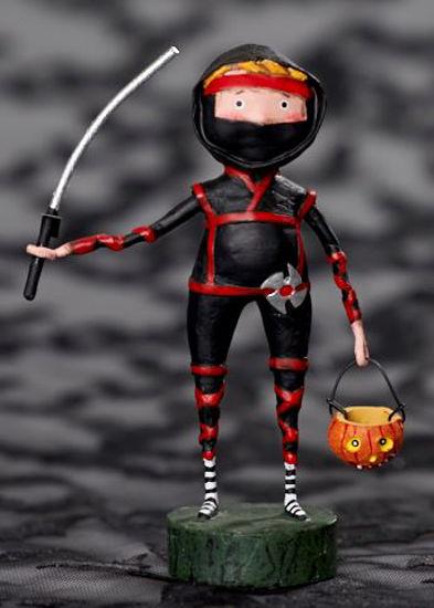 Lil' Ninja by Lori Mitchell