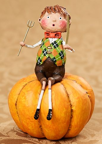 Peter Pumpkin Eater by Lori Mitchell