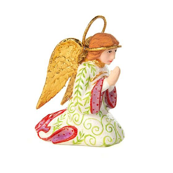 Praying Angel Figures by Patience Brewster