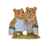 Mini Blueberry Bears BR-01m By Wee Forest Folk®