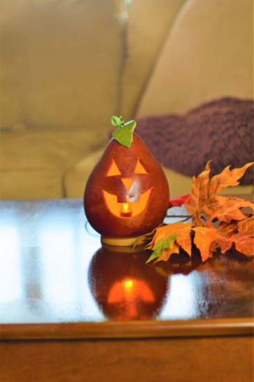 Traditional Jacks - Small Lit by Meadowbrooke Gourds