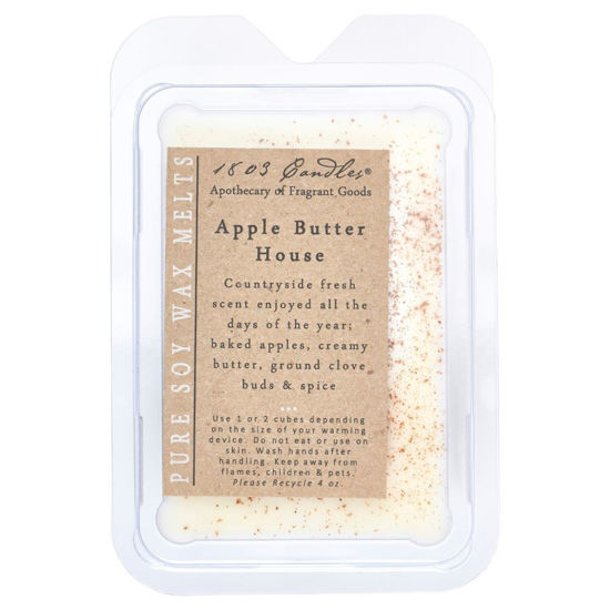 Apple Butter House Melters by 1803 Candles