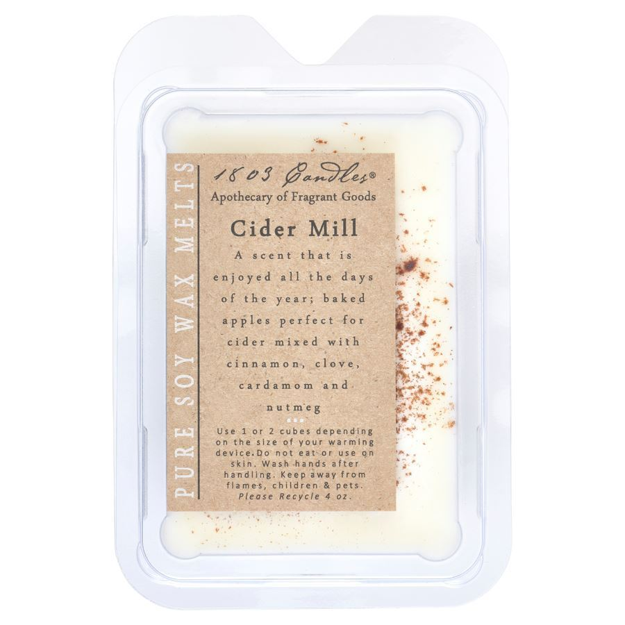 Cider Mill Melters by 1803 Candles