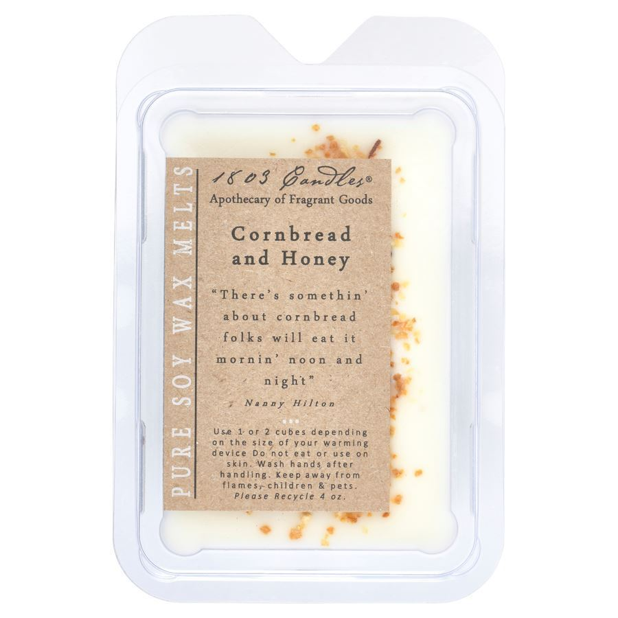 Cornbread & Honey Melters by 1803 Candles