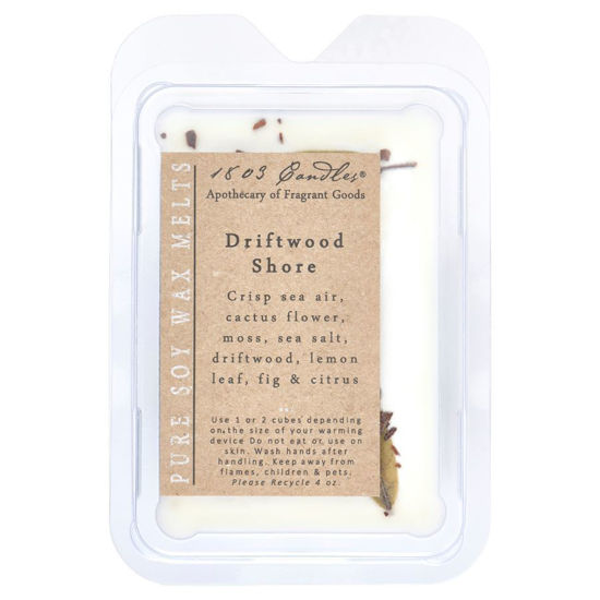 Driftwood Shore Melters by 1803 Candles