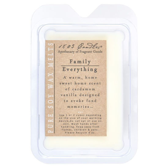 Family Everything Melters by 1803 Candles