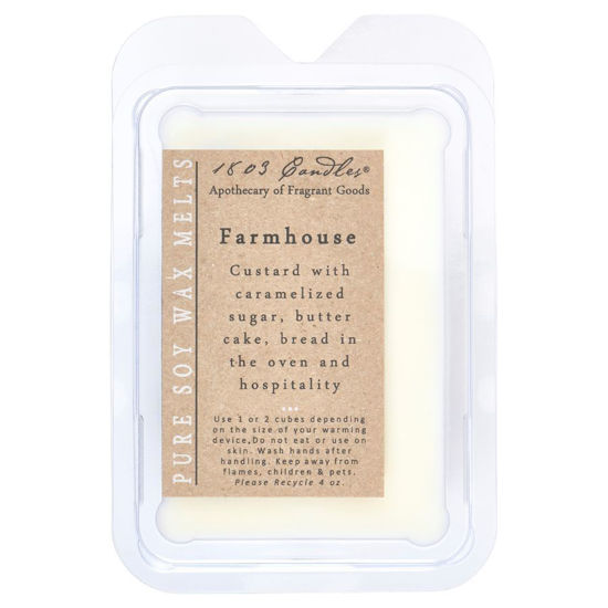 Farmhouse Melters by 1803 Candles