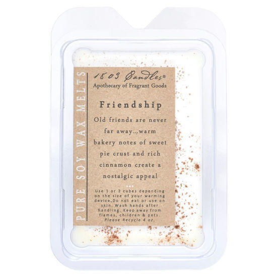 Friendship Melters by 1803 Candles