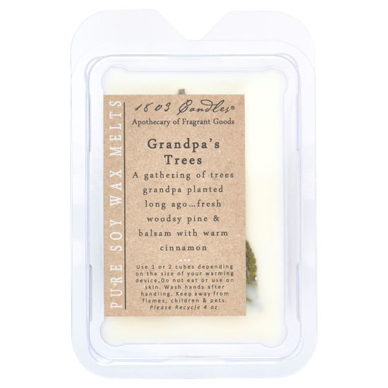 Grandpa's Trees Melters by 1803 Candles
