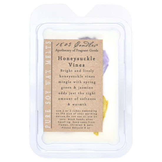 Honeysuckle Vines Melters by 1803 Candles