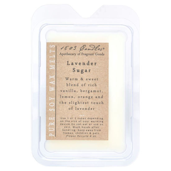 Lavender Sugar Melters by 1803 Candles